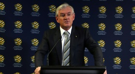 Steven Lowy was opposed to FIFA reforms. AFP