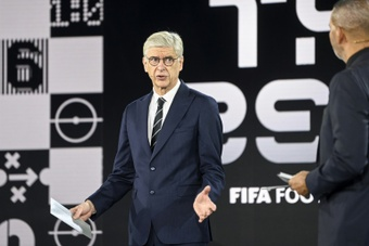 Wenger believes the World Cup should be played more often. AFP