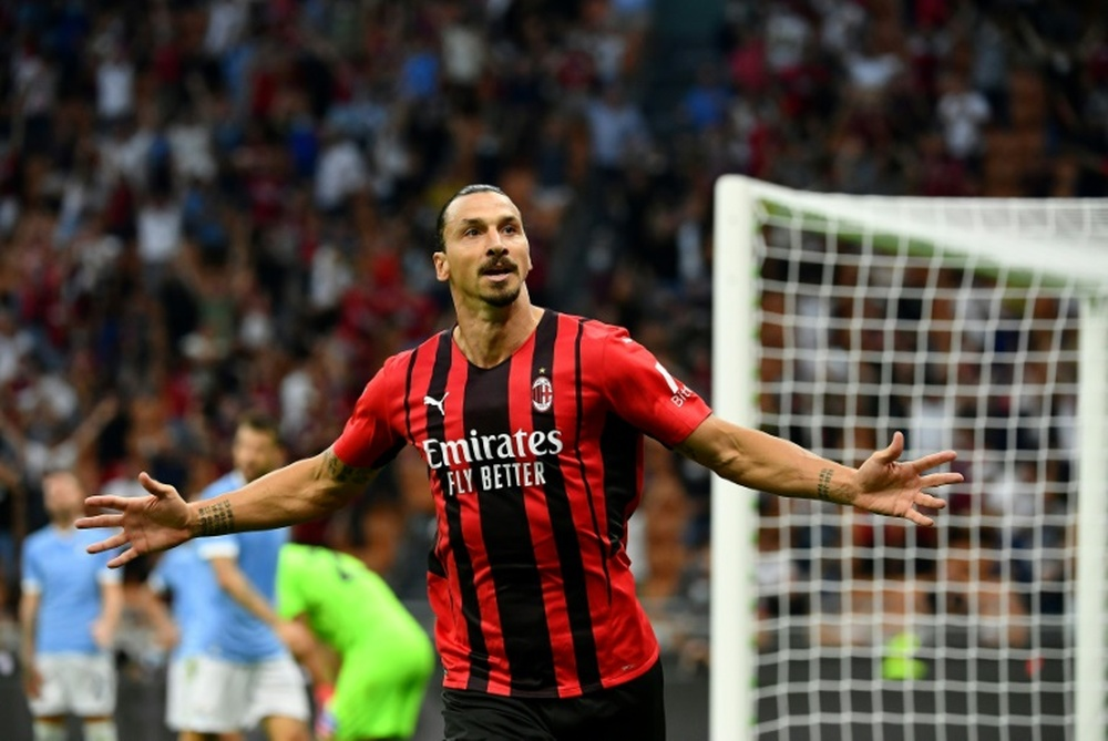 Milan dreaming big ahead of Champions League return at Anfield