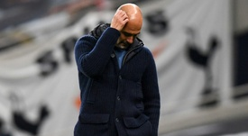Can Guardiola arrest Man City decline?. AFP