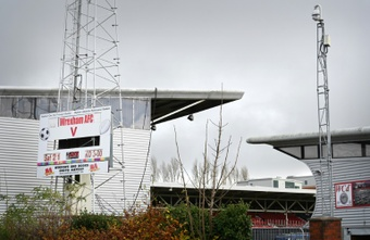 Lights, camera, Wrexham: Film stars bring glamour to Welsh football outpost