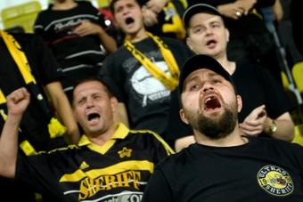 Separatist Transnistria relishes Champions League 'fairytale'. AFP