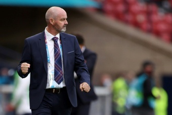 Scots boss Clarke hungry for more finals after extending contract. AFP