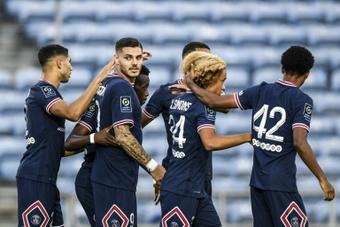'Bitter' PSG face nemesis Lille in Tel Aviv. AFP