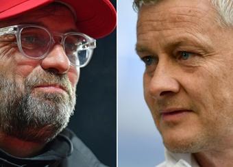 Solskjaer blames Klopp for lack of Man Utd penalties