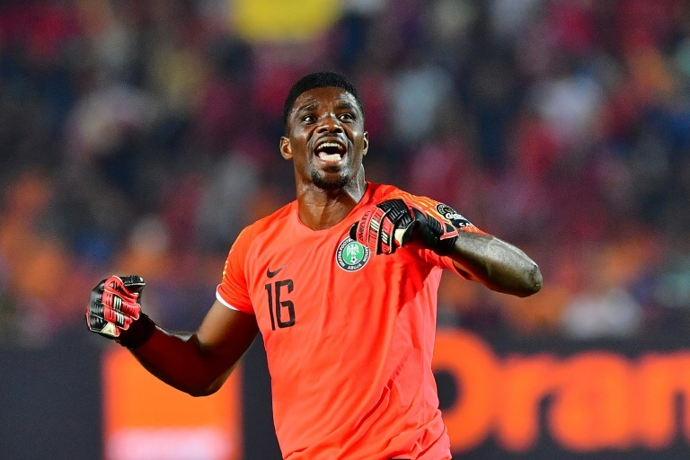 Struggling Kaizer Chiefs rescued by Akpeyi, Nigeria's goalkeeper