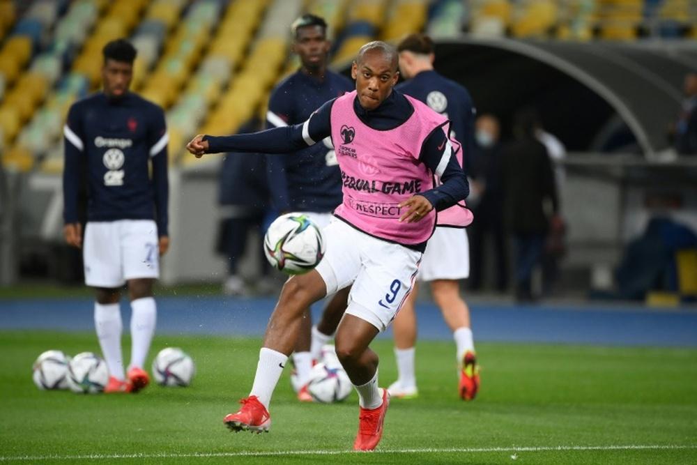 Qualifs Mondial-2022: la France à la relance contre la Finlande. AFP