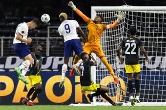 Les Etats-Unis et le Canada qualifiés pour les demi-finales. AFP