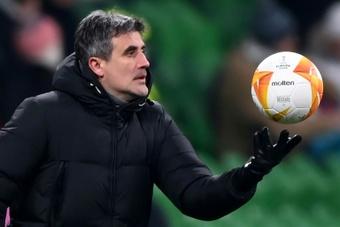 La Croatie lance un mandat d'arrêt contre l'ex-entraîneur du Dinamo Zagreb. AFP