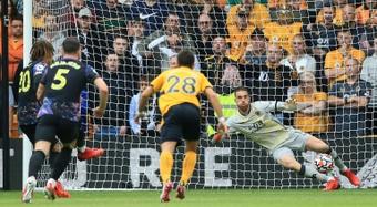 Tottenham rejoint la tête de la Premier League et United cale. AFP