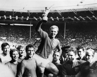 Roger Hunt, champion du monde 1966 avec l'Angleterre, est décédé. AFP