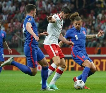 Mondial-2022: la Pologne s'arrache et freine l'Angleterre. AFP