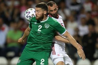 La Hongrie bute sur l'Irlande juste avant l'Euro. AFP