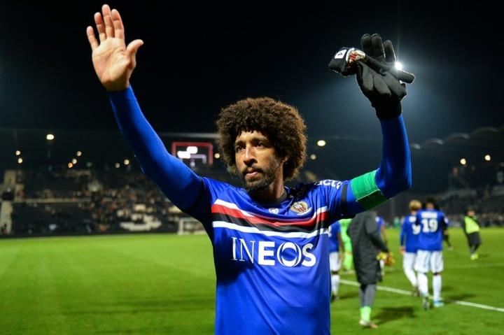 À Nice, le Comman'Dante est de retour. AFP