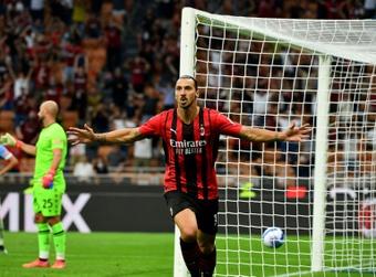 Milan retrouve Ibra et domine la Lazio avant Liverpool. afp