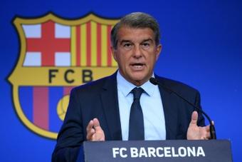 Le FC Barcelone approuve un budget de 765 M EUR pour 2021-2022. AFP