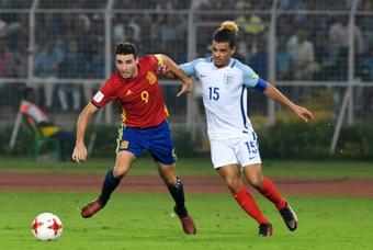 Qualifs Mondial-2022: l'Espagne mise sur Abel Ruiz