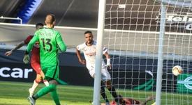 Séville et Leverkusen en quarts. AFP