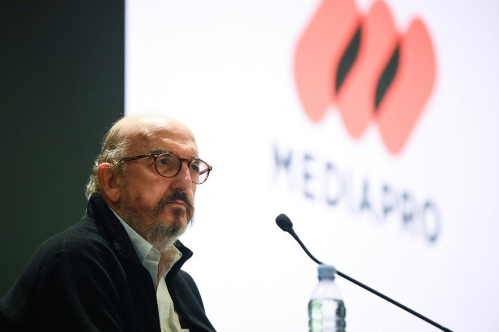 Le patron de Mediapro auditionné par les parlementaires la semaine prochaine. AFP