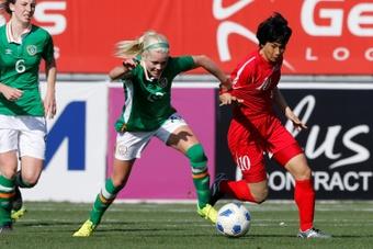 L'Irlande instaure l'égalité des primes de match entre hommes et femmes. AFP