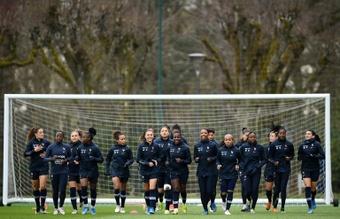 Mondial-2023: les Bleues avec les Galloises et Slovènes en qualifications. afp