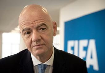 La Fifa ouverte à tout pour remanier le calendrier international. afp