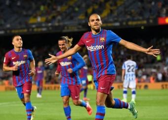 Barcelone entame l'ère post-Messi par une victoire. AFP