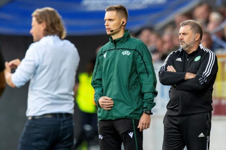 Le Celtic prend une sérieuse option face à l'AZ Alkmaar. AFP