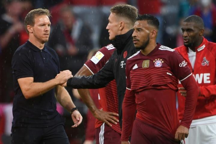 Le Bayern, poussif, tient sa première victoire en Bundesliga. AFP
