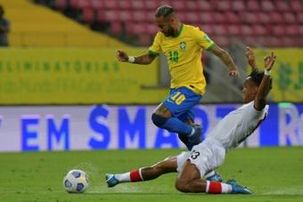 Qualifs Mondial-2022/Brésil: le grand huit après le chaos. AFP