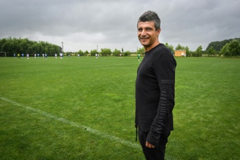 Le Rapid Bucarest, le phénix qui veut réveiller le football roumain. AFP