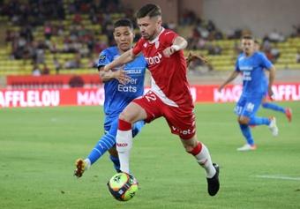 Caio Henrique, la valeur sûre du Monaco de Niko Kovac. AFP
