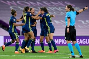 Ligue des champions : vainqueur de Levante, Lyon franchit les barrages. AFP