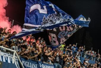 Le Sporting Bastia revient au sommet. AFP