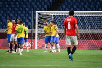 Brésil-Mexique et Japon-Espagne en demies du tournoi masculin. afp