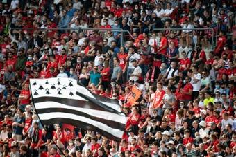 Rennes dans le groupe G avec Tottenham. GOAL