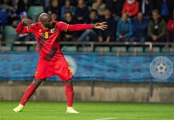 Mondial-2022: avec la Belgique, Lukaku met les défenses à feu et à cent