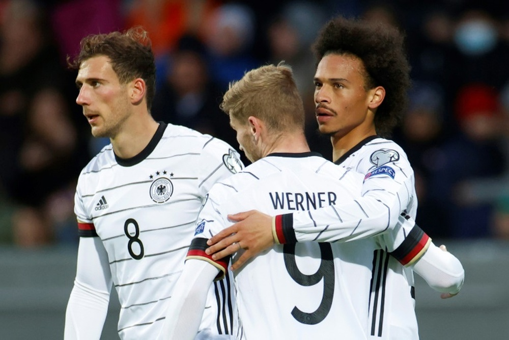 Mondial-2022: avec trois victoires, Flick réussit ses débuts pour l'Allemagne. AFP