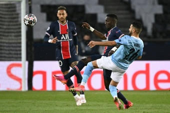 PSG-Manchester City, affiche de rêve et revanche choc. AFP