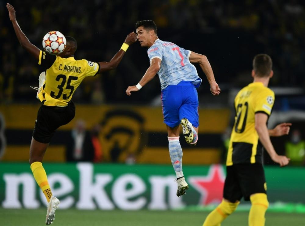Ronaldo et Manchester en berne, le Bayern en verve et Lille déçu. afp