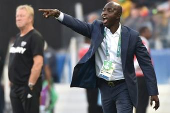 Le TAS réduit la suspension de Siasia, ex-entraîneur du Nigeria. afp