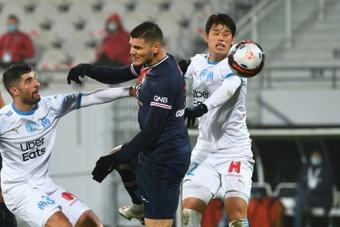 Le programme de la 20e journée de Ligue 1. AFP