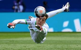 Ligue 1: Etienne Green, déjà chez lui à Saint-Etienne