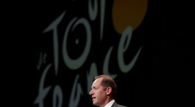 El director del Tour de Francia, Christian Prudhomme. EFE/Archivo