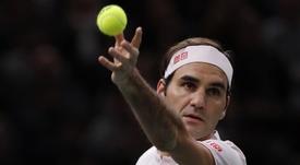 El suizo Roger Federer. EFE/Archivo