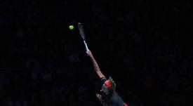 El tenista alemán Alexander Zverev. EFE/Archivo