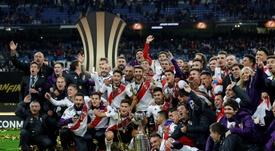 River, junto al Madrid, cabeza de cartel del torneo. EFE