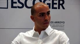 En la imagen un registro del  exbaloncestista puertorriqueño Carlos Arroyo. EFE/Archivo