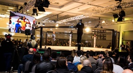 Imagen cedida por Talent Experts de evento ?MMA Experience? de eSports. EFE/Talent Experts