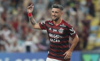 Flamengo comienza la defensa del título. EFE